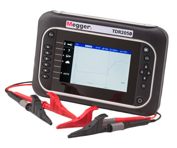 TDR2050 - Dual channel LV cable fault locator