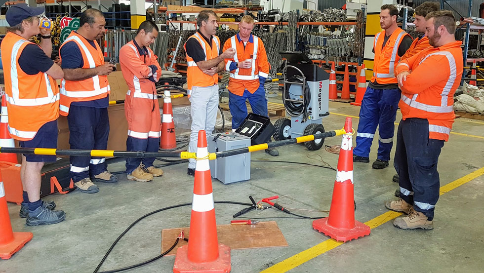 AVO NZ Power Industry Training