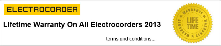 electrocorder-guarantee
