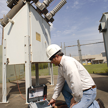 High Voltage Insulation Testers for the Power Industry