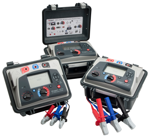 High Voltage Insulation Testers